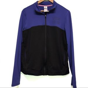 Victoria's Secret VSX Full Zip Jacket Small